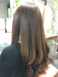 つくばの美容室La fonteの髪質改善