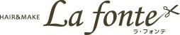 つくばの美容院ラフォンテのロゴ
