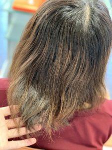 ラフォンテ髪質改善セミロン