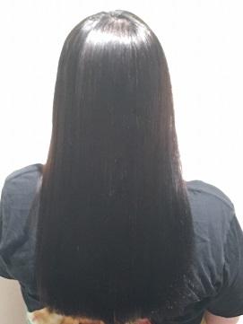 髪質改善(トリートメントエステ)