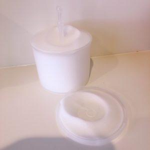 つくばの美容室La fonteのシャンプーの泡立て方