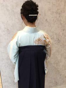 ラフォンテ着付けのモデル