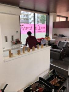 つくばの美容室La fonteのカラーエステBefore/After